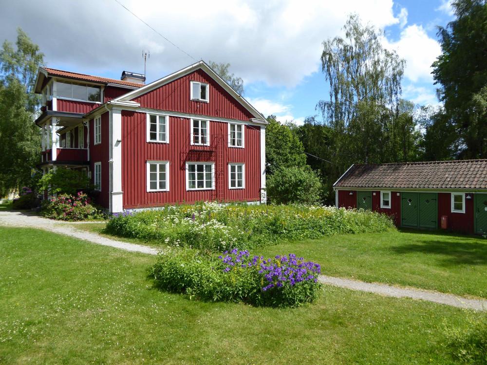 Vandrarhem Södertälje Tvetagården